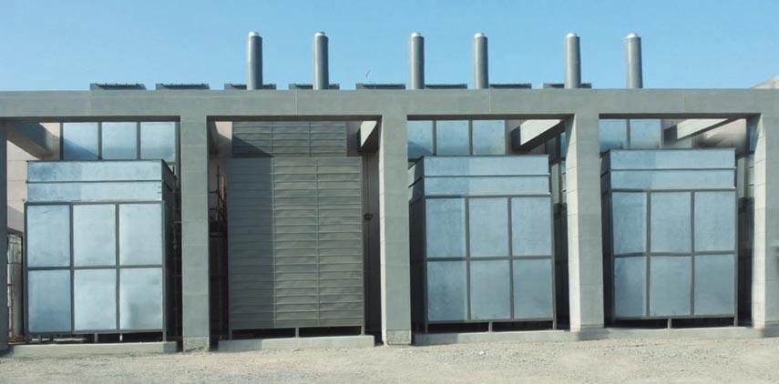 Acoustic Enclosures (Outside View)
