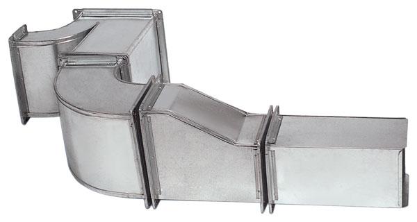 Galvanised Rectangular Duct System