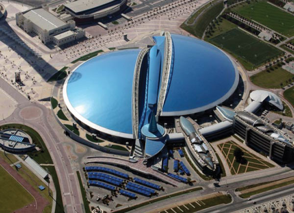Khalifa Sports Stadium, Doha, Qatar
