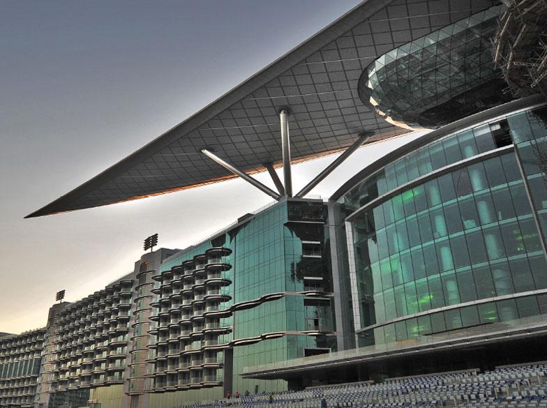 Meydan Hotel & Granstand, Dubai, UAE