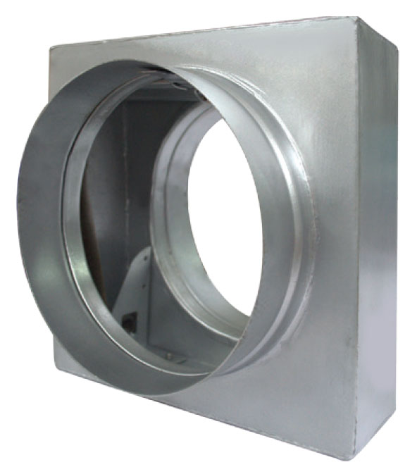 Optional - Fire Damper for Round Ducts