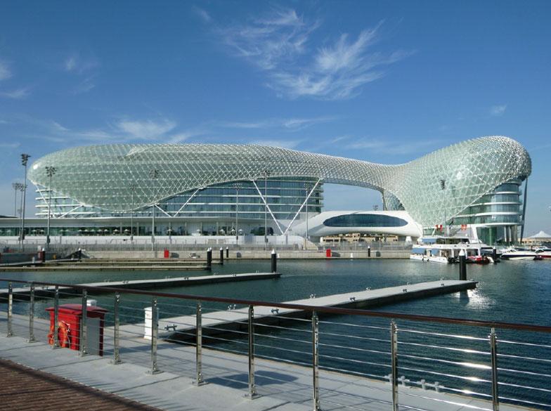Yas Viceroy, Yas Island, Abu Dhabi, UAE