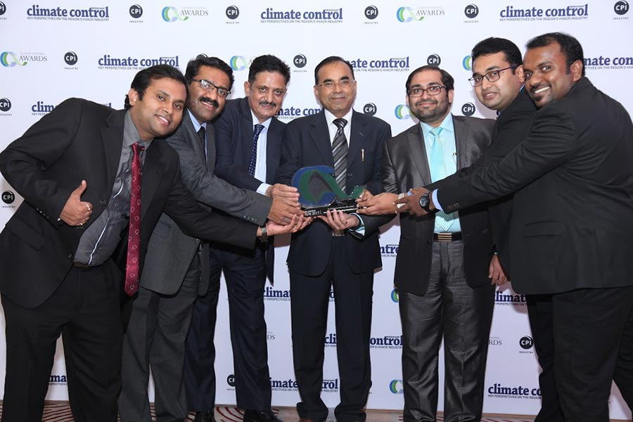 Leminar Air Conditioning Industries wins prestigious Climate Control Award